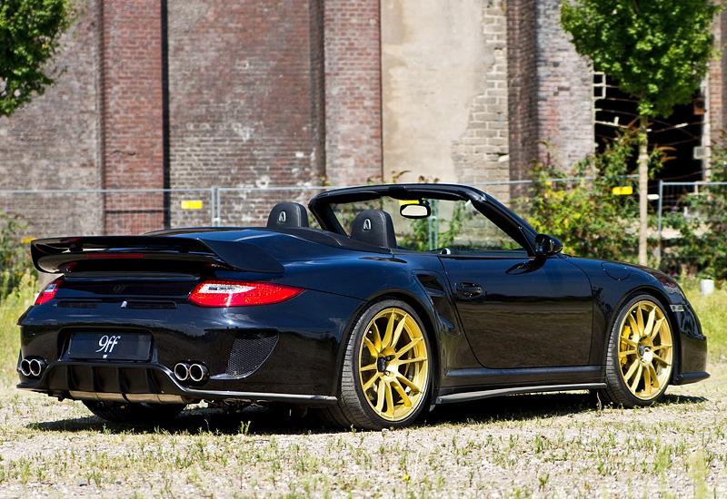 2012 9ff 911 gtronic 1200 porsche 911 turbo cabriolet specifications pho. Black Bedroom Furniture Sets. Home Design Ideas