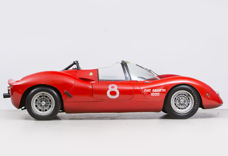 1966 Fiat Abarth 1000 Sp Specifications Photo Price