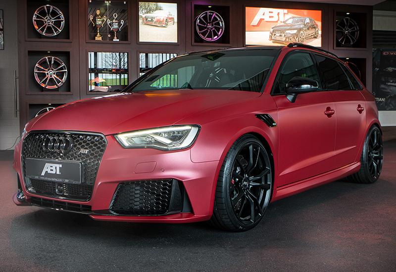 2015 Audi Rs3 Sportback Abt Sportsline Specifications