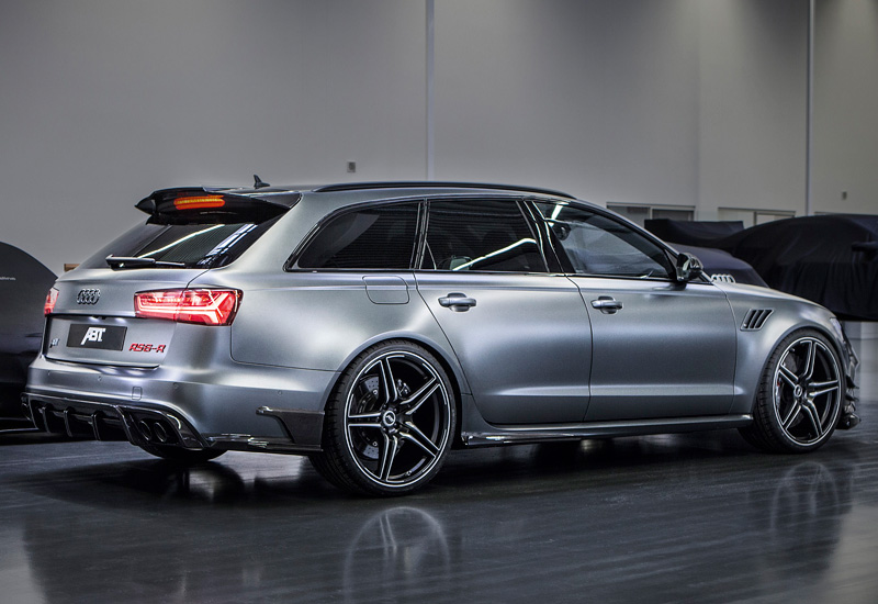 2015 Audi RS6-R Avant ABT Sportsline - specifications ...