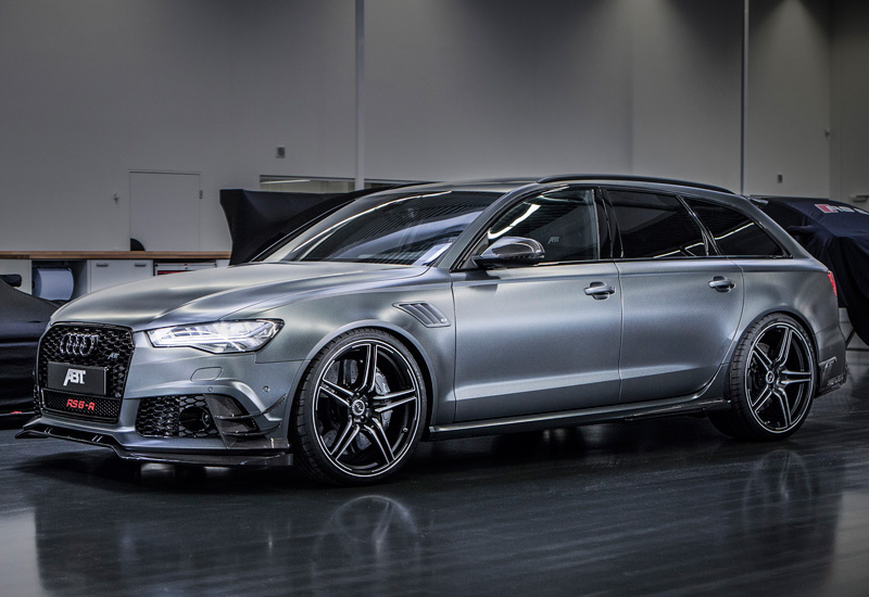 2015 Audi RS6R Avant ABT Sportsline  specifications, photo, price