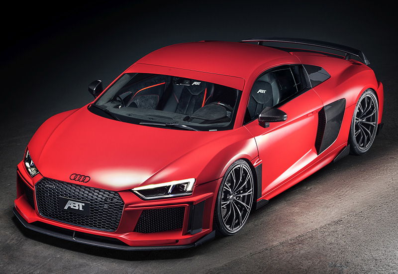 2017 Audi R8 V10 Abt Specifications Photo Price