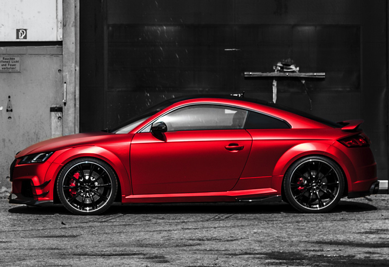 2017 Audi Tt Rs Coupe Abt Rs R Specifications Photo