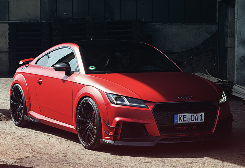 2017 Audi TT RS Coupe ABT RS-R - specifications, photo, price, information, rating