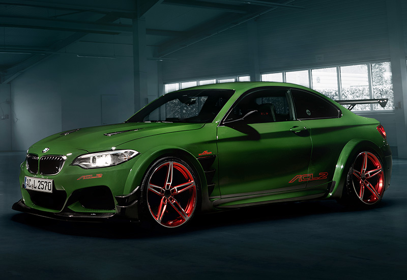 2016 bmw m235i ac schnitzer acl2 specifications photo price information rating. Black Bedroom Furniture Sets. Home Design Ideas