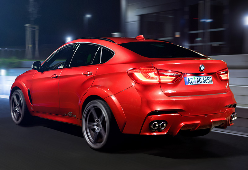 2016 Bmw X6m Ac Schnitzer Falcon Specifications Photo Price Information Rating