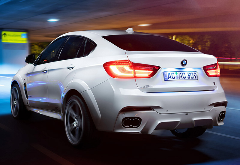 200 Kph To Mph >> 2016 BMW X6M AC Schnitzer Falcon - specifications, photo, price, information, rating