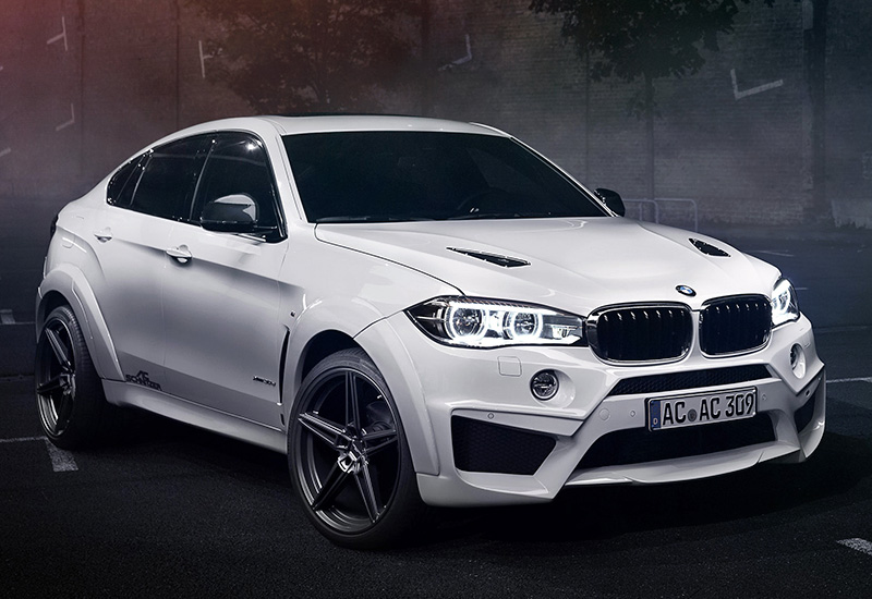 2016 Bmw X6m Ac Schnitzer Falcon Specifications Photo