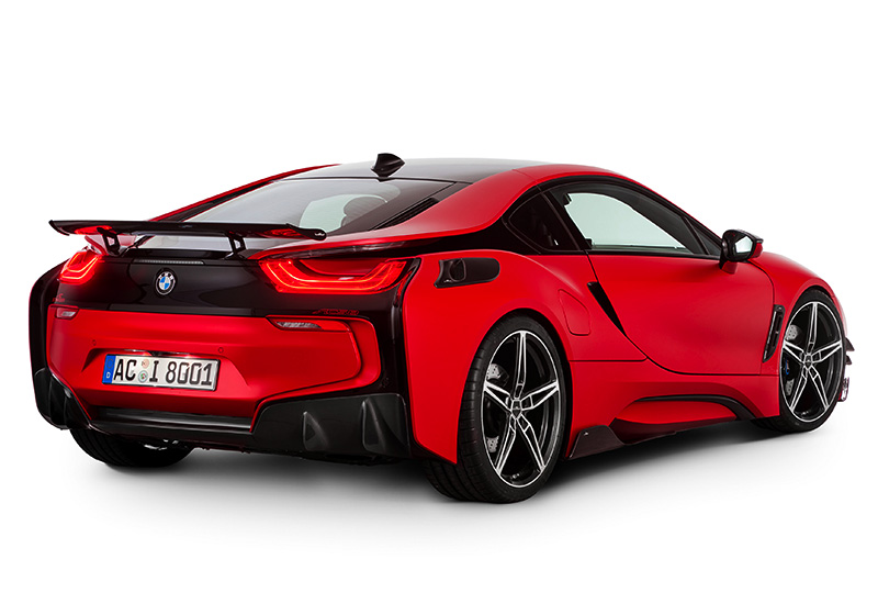 2017 Bmw I8 Ac Schnitzer Acs8 I12 Specifications Photo Price