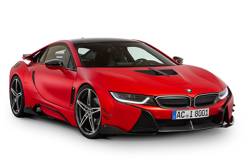 2017 Bmw I8 Ac Schnitzer Acs8 I12 Specifications