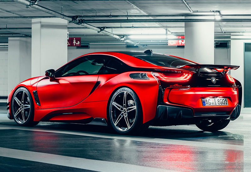 2017 Bmw I8 Ac Schnitzer Acs8 I12 Specifications Photo Price Information Rating