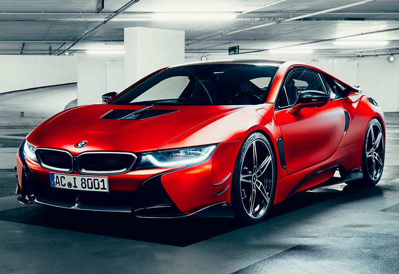 2017 BMW i8 AC Schnitzer ACS8 (I12) - specifications ...
