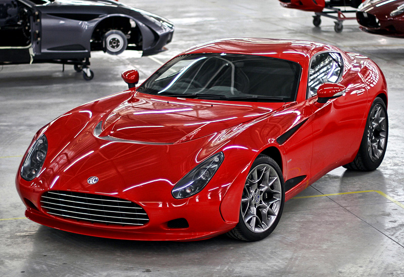 100 Kph To Mph >> 2012 AC 378 GT Zagato - specifications, photo, price ...