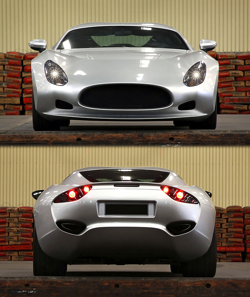 2012 AC 378 GT Zagato - specifications, photo, price, information, rating