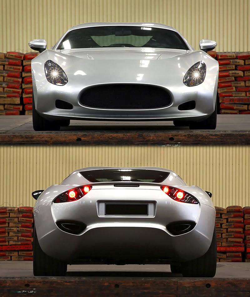 2012 Ac 378 Gt Zagato Specifications Photo Price