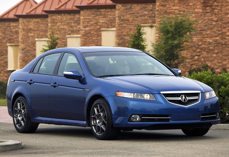 2007 Acura TL Type-S - specifications, photo, price ...