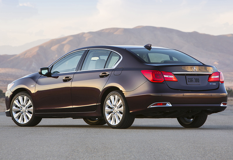 2014 acura rlx sport hybrid sh awd specifications photo. Black Bedroom Furniture Sets. Home Design Ideas