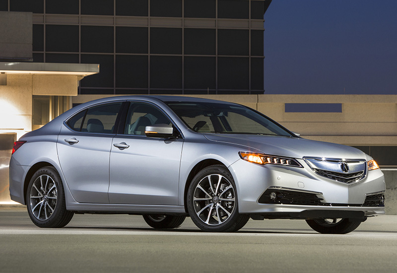 2015 Acura TLX 3.5L V6 SH-AWD - specifications, photo, price ...