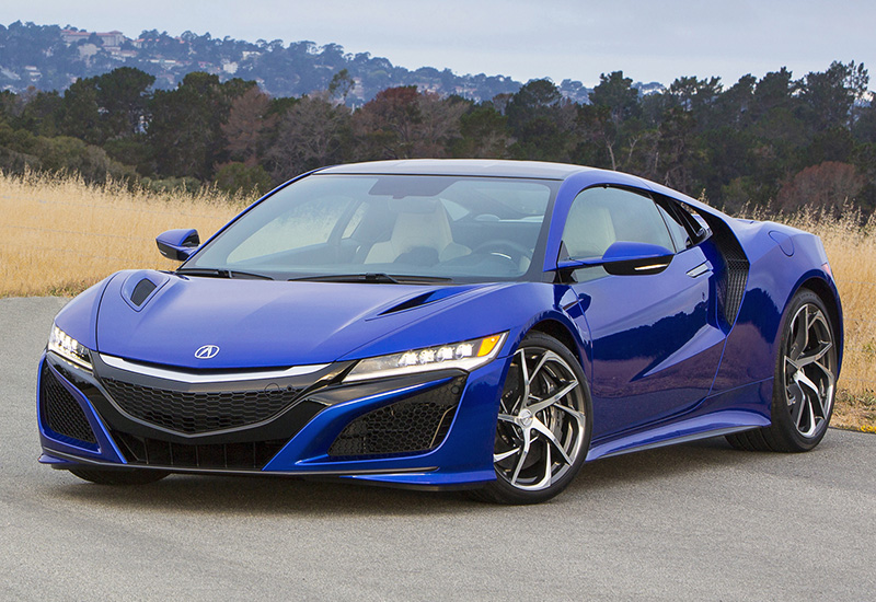 2016 Acura NSX - specifications, photo, price, information, rating