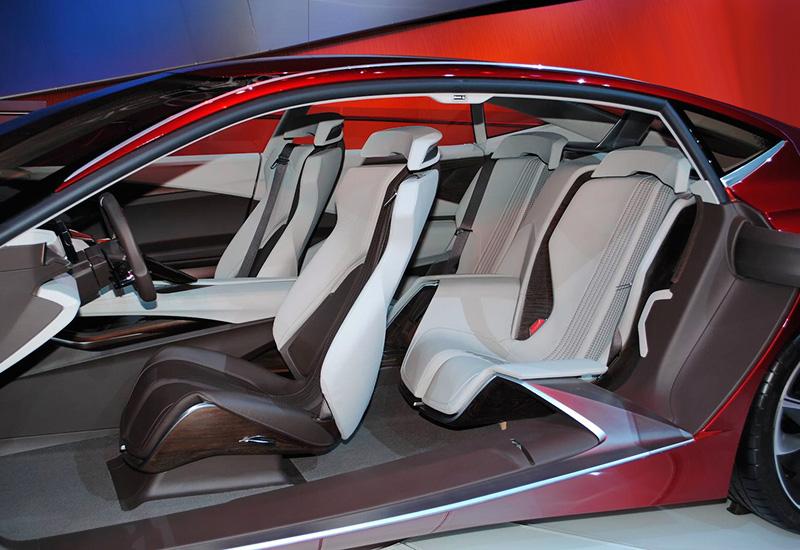 Acura precision concept cost