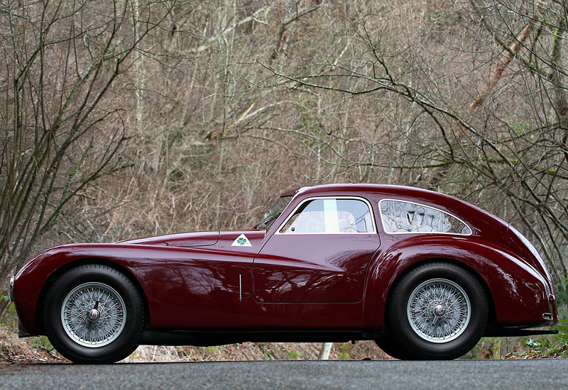 200 Kph To Mph >> 1948 Alfa Romeo 6C 2500 Competizione - specifications, photo, price, information, rating