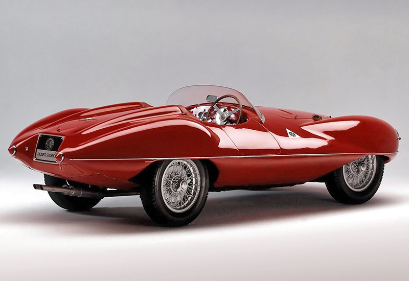 1952 Alfa Romeo 1900 C52 Disco Volante Touring Spider ...