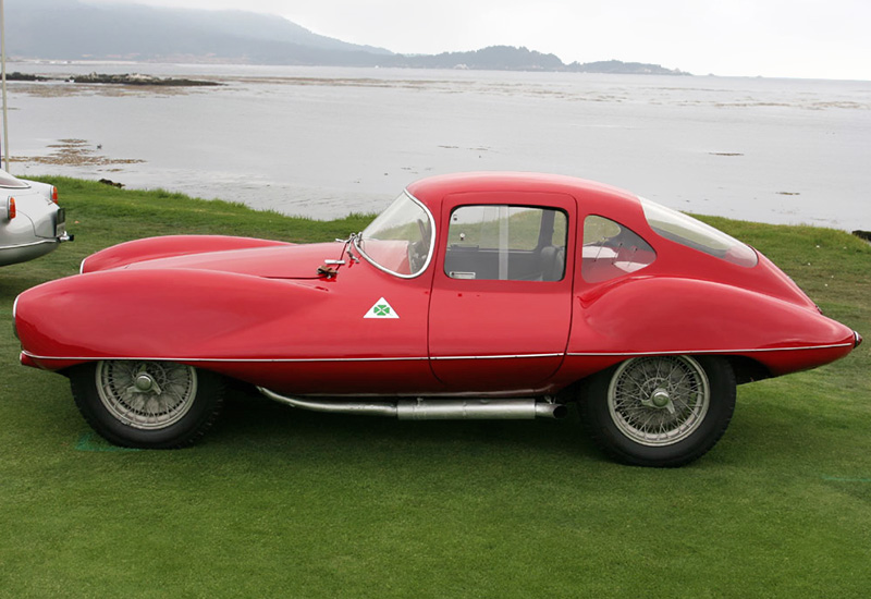 1953 Alfa Romeo 1900 C52 Disco Volante Coupe ...