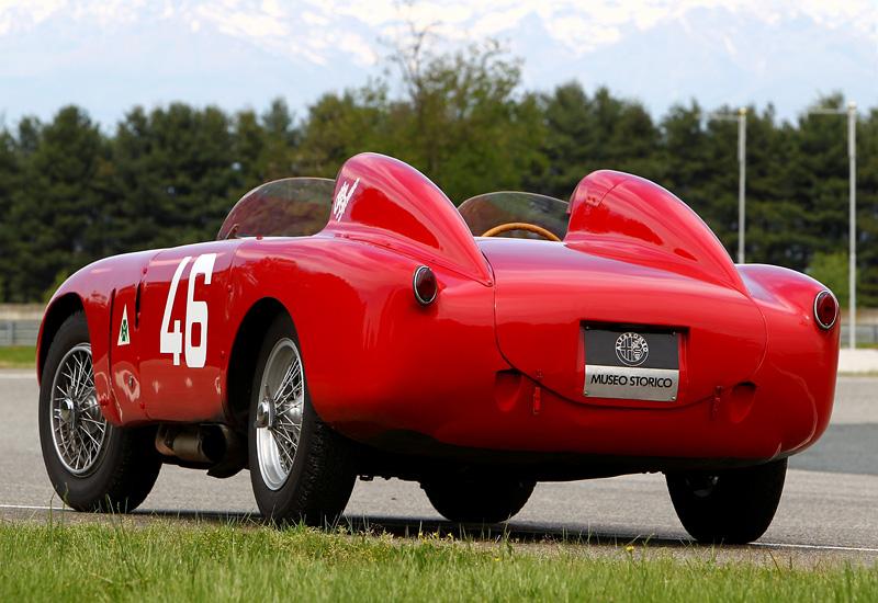 1953 Alfa Romeo 6C 3000 CM Colli Spider - specifications ...