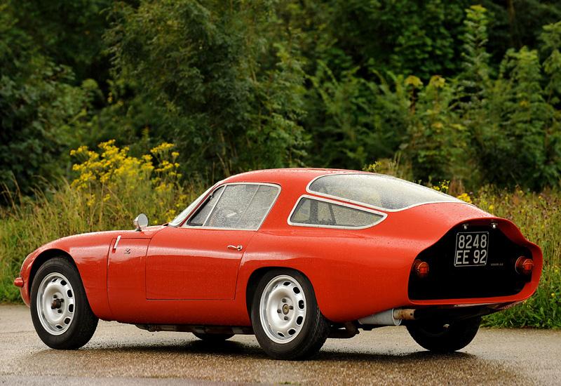 Alfa Romeo Giulia >> 1963 Alfa Romeo Giulia TZ - specifications, photo, price ...