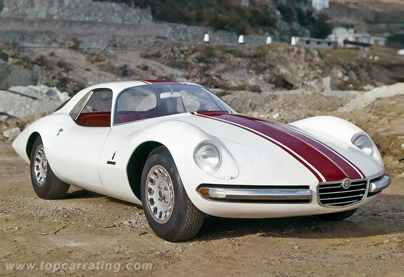 1965 alfa romeo giulia 1600 sport coupe pininfarina. Black Bedroom Furniture Sets. Home Design Ideas
