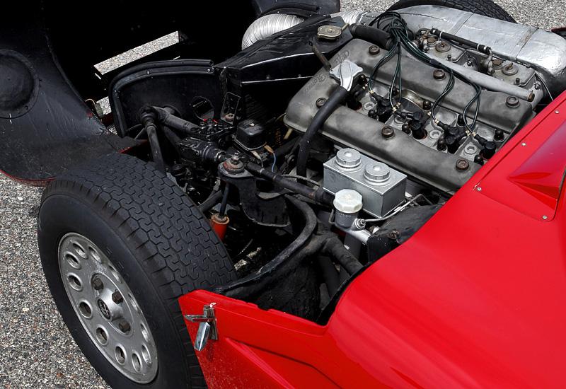 1965 Alfa Romeo Giulia TZ2  specifications photo price