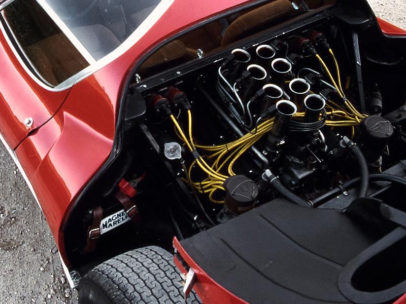 1967 Alfa Romeo Tipo 33 Stradale Specifications Photo