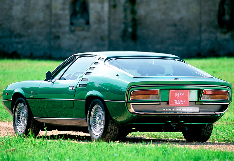 alfa romeo montreal specifications photo price information rating
