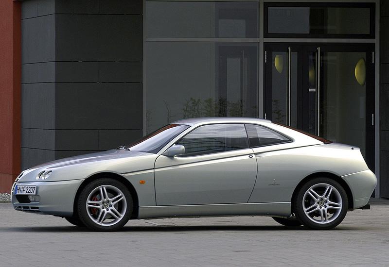 2003 Alfa Romeo GTV - specifications, photo, price, information, rating