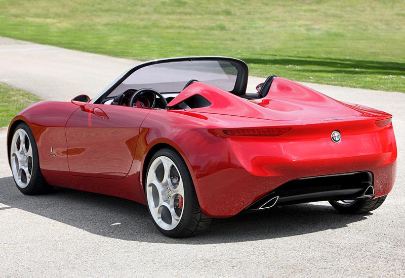 200 Kph To Mph >> 2010 Alfa Romeo 2uettottanta Pininfarina Concept - specifications, photo, price, information, rating