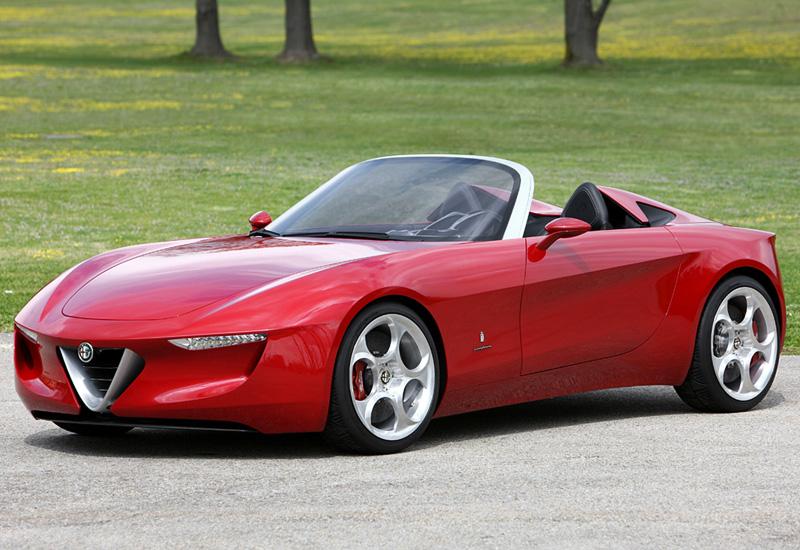 2010 Alfa Romeo 2uettottanta Pininfarina Concept