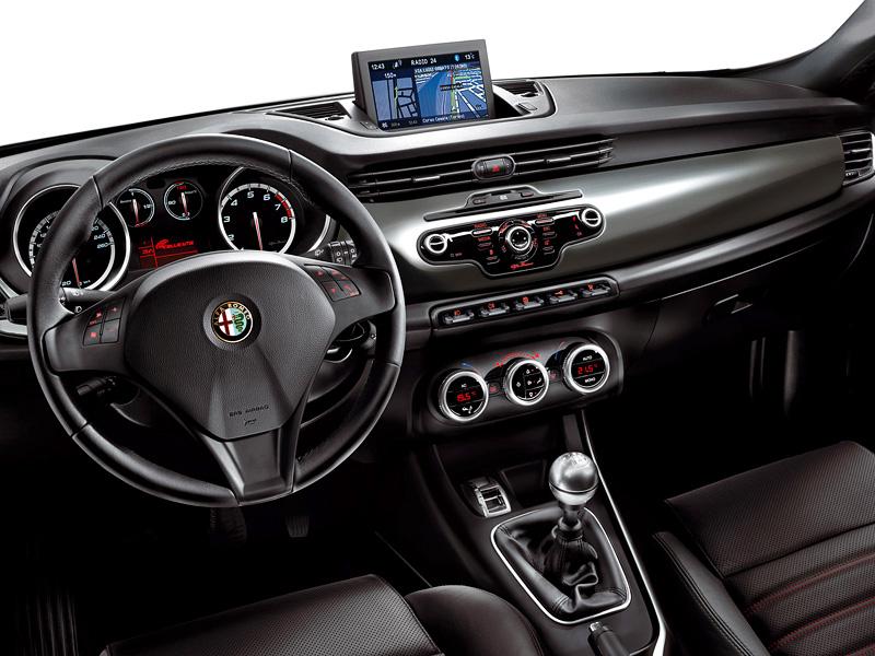 2010 Alfa Romeo Giulietta Quadrifoglio Verde 1.8 TBi