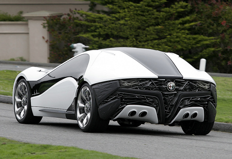 2010 alfa romeo pandion concept bertone specifications photo price information rating - Alfa romeo coupe bertone a vendre ...