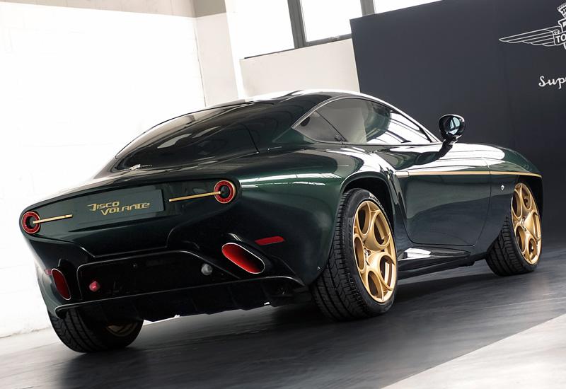 2013 Alfa Romeo Disco Volante Touring - specifications, photo, price, information, rating