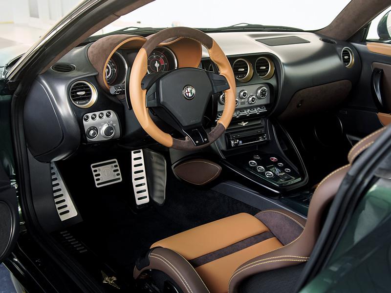 2013 Alfa Romeo Disco Volante Touring - specifications ...