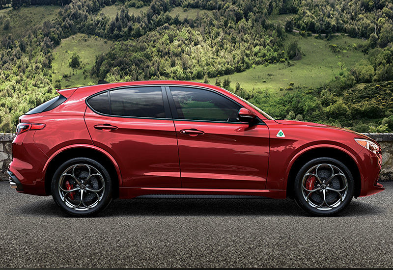 2018 alfa romeo stelvio quadrifoglio specifications. Black Bedroom Furniture Sets. Home Design Ideas