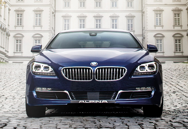 BMW Alpina B BiTurbo GranCoupe F Specifications Photo - Bmw alpina b6 biturbo price