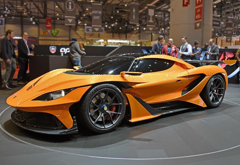 Arrow Sports Car