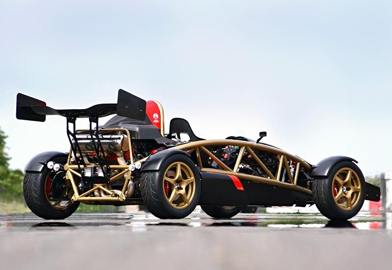 2011 Ariel Atom V8 500 - specifications, photo, price, information ...