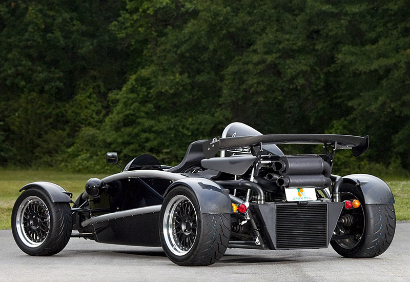 2012 Ariel Atom 700 Ddmworks Specifications Photo