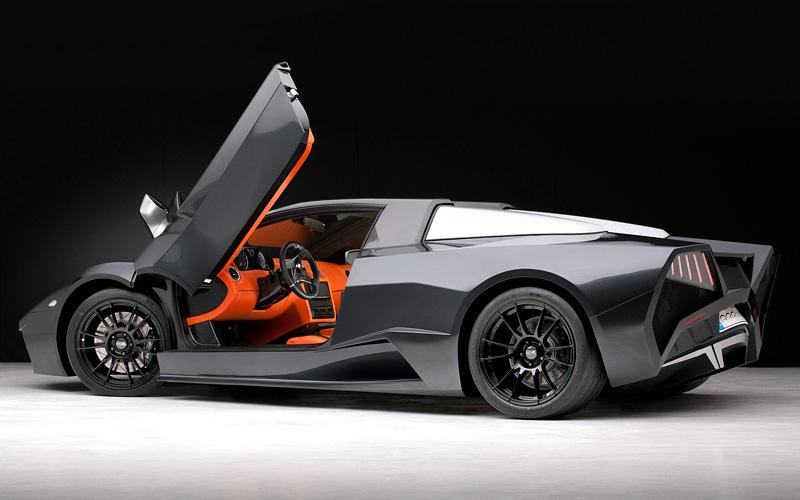 2012 Arrinera Venocara Concept Review - Top Speed