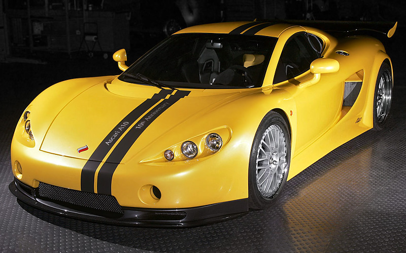 Ascari. Most expensive cars in the world. Highest price.