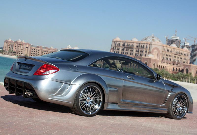 2009 Mercedes-Benz CL 65 AMG Asma Design Phantasma ...