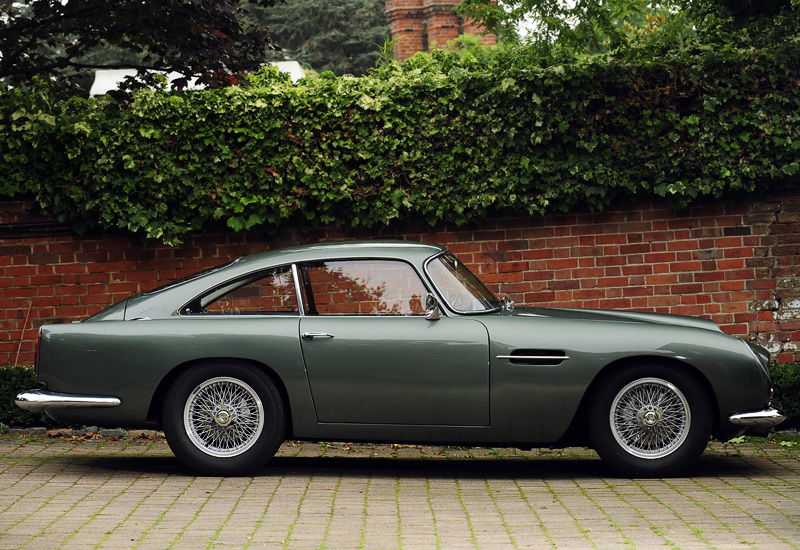 1961 Aston Martin Db4 Gt Specifications Photo Price