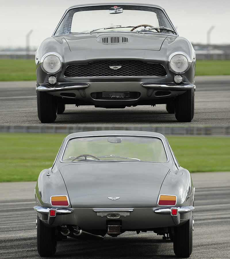 1961 Aston Martin DB4 GT Bertone Jet